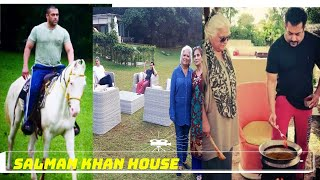 Salman khan House interiors videos (galaxy apartment inside photos)