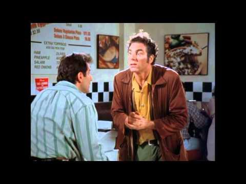 Seinfeld - Kramer & the Calzone's