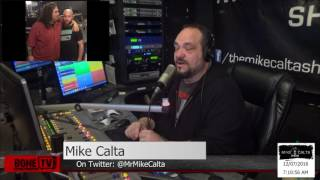 Mike Calta Show: Where is Robb?