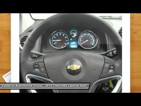 2014 Chevrolet Captiva Sport DC, Maryland, and Virginia 90030