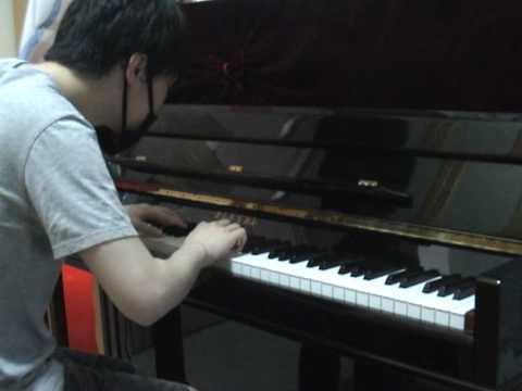 Chopin - Nocturne in C# Minor Op. posthumous(鋼琴戰曲主題曲)