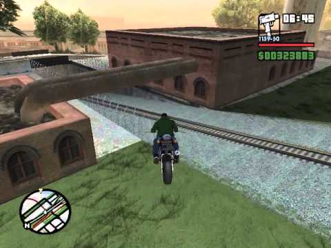 GTA San Andreas #14 TH