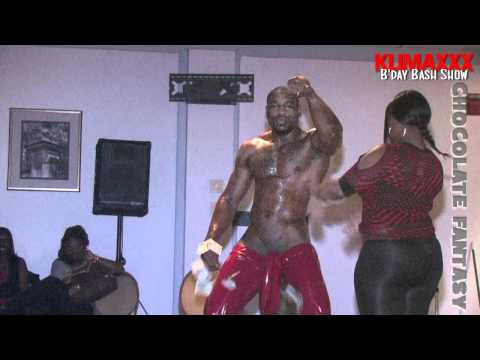 Penetration At 2nd Annual Chocolate Fantasy Birthday Bash (Black & Red Affair)