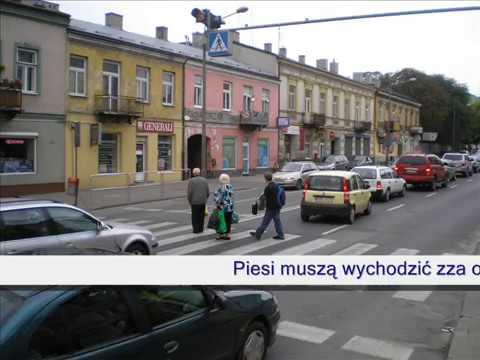 Tragiczny Wypadek Na Przejściu Na Słowackiego W Radomiu
