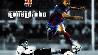 RONALDINHO GAUCHO TOP 5 JUGADAS IMPOSIBLES★ HD ★ THE BEST OF RONALDINHO