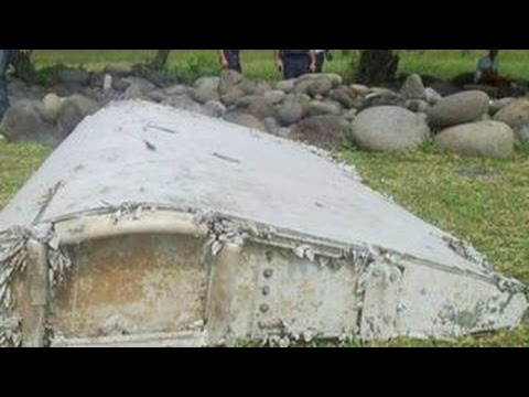 Debris examined for link to missing Malaysia Airlines plane