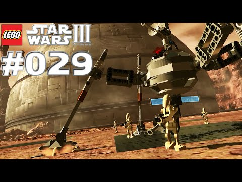 Let's Play LEGO Star Wars 3 The Clone Wars #029 Geonosis [Together] [Deutsch]