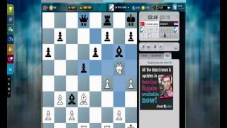 MrAbarcan Live Blitz #28 (Speed) Chess Game: Colle-Zukertort System