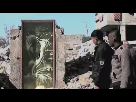 Gaza man sells Banksy art for $175