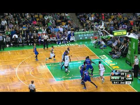 Shane Larkin Highlights Knicks vs. Celtics 12.12.2014 - 5 Points, 4 Assists
