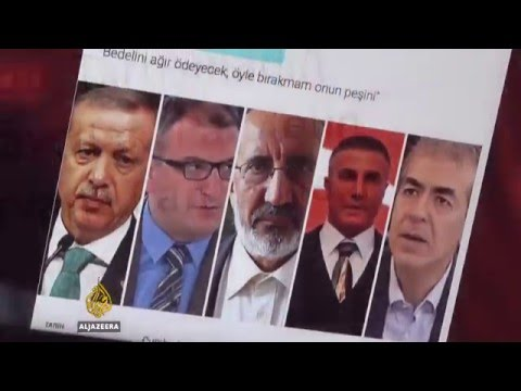 Turkey, media and the law