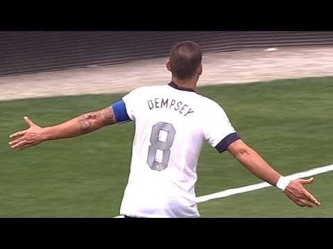 MNT vs. Germany: Clint Dempsey Goal - June 2, 2013