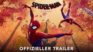 SPIDER-MAN: A NEW UNIVERSE - Trailer #1 - Ab 13.12.18 im Kino!