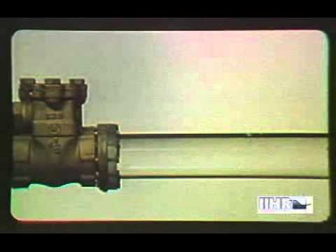 how to fix water hammer