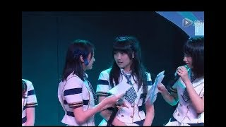[SNH48 TEAM NII 2014] SNH48 First General Election - Theater Conference #KAHUANG
