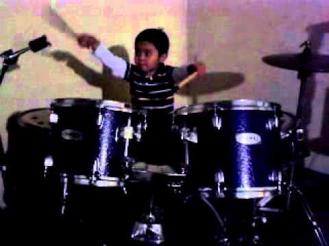 Mi futuro baterista