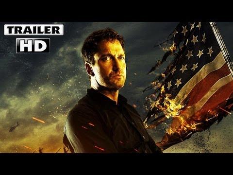 Objetivo la casa blanca (2013) Trailer en Español