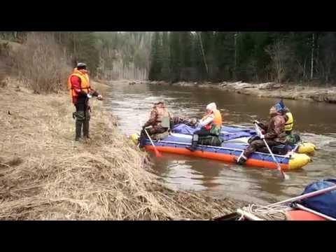 рыбалка на реке есауловка