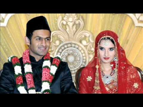 Sania Mirza Marriage Video, Sania Mirza Marriage Photos, First Time On Internet video