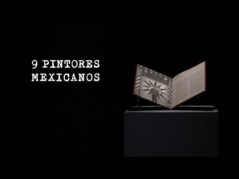 Video Nueve Pintores mexicanos | Juan García Ponce