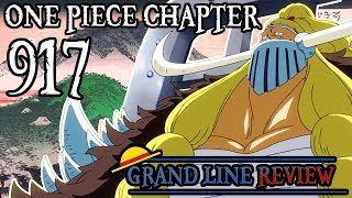 One Piece Chapter 917 Review: The Treasure Ship of Provisions