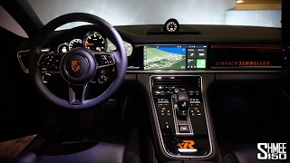 Download Inside the New Panamera - High Tech Infotainment MP4 MP3 3GP
