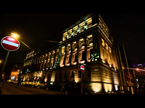 The Nikon D5200 Night time Test 1080 25p - youtube