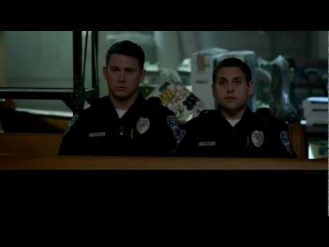 21 Jump Street: Ice Cube Church Scene