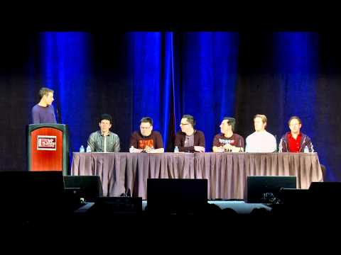 Mass Effect Retrospective Panel - PAX 2013