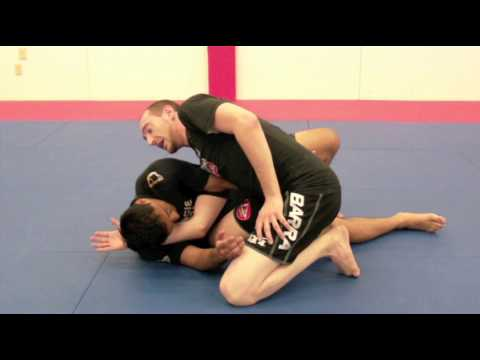 No Gi Grappling Video: Chokes from Side Control - Darce Choke (aka Brabo Choke) with Tim Gillette