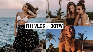 FIJI with a BUNCH of youtubers + ootw l Olivia Jade