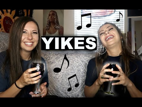 DRUNK SING OFF WITH MY SISTER!