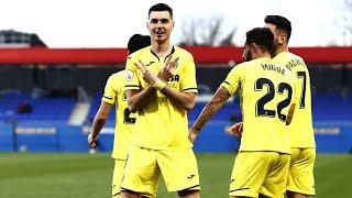 Resumen FC Barcelona B 2 - 3 Villarreal B