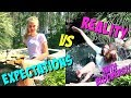 SUMMER EXPECTATIONS VS REALITY || Taylor and Vanessa