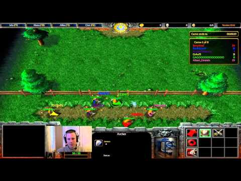 Warcraft 3 - 683 (GBR Custom)