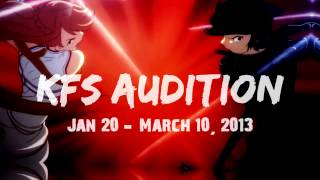 KF AMV Studio [KFS] Audition 2013 » CLOSED «