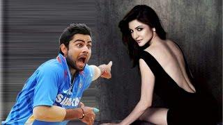 Virat kohli is angry with anushka sharma hot photoshoot