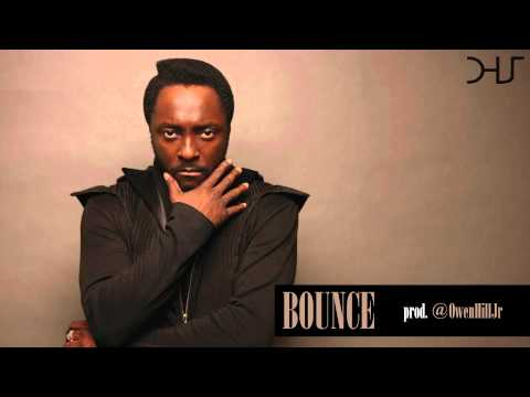 Will.I.Am Pop Type Beat 2014 - Bounce (Prod. Owen Hill Jr.)