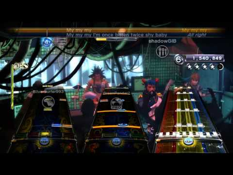 Once Bitten Twice Shy by Great White - Full Band FC #2301