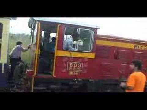 Neral-Matheran toy train can