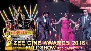 Zee Cine Awards 2018 | Bollywood Awards Show 2018 Full Show Zee Awards 2018 | Red Carpet