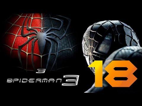 Let's Play Spiderman 3 Part 18 - VENOM IS BORN