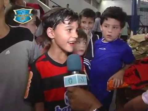 OLIMPICO CAMP INFANTIL DE SHOWBOL  FRANÇA  X ARGENTINA    19   10  2014