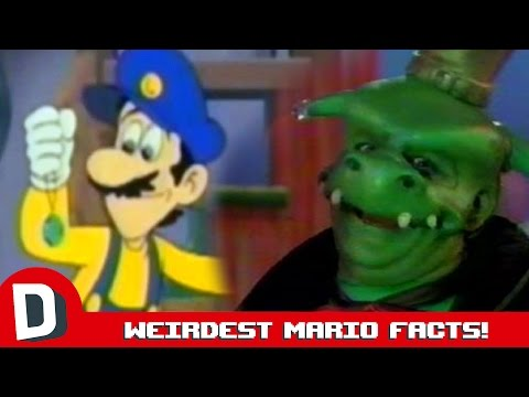 15 Facts about Mario that You Didn't Know!