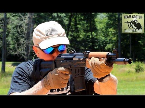 PAP M85 AK 5 56 Pistol AR Mag Compatible