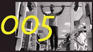 Leg Workout, Universal Basic Income, Conor and Khabib are free now