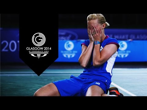Badminton - Day 10 Highlights Part 3 | Glasgow 2014 video