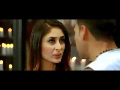 Kareena Kapoor's Hot Kiss In Kambakht Ishq! video