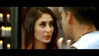 Kareena Kapoor's HOT kiss in Kambakht Ishq!