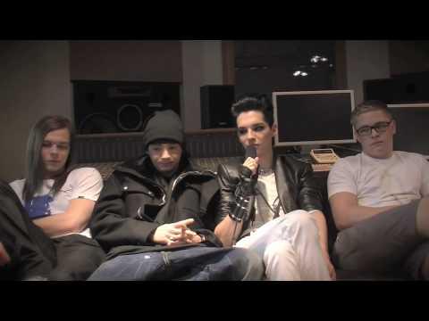 Tokio Hotel - Humanoid City Tour - Interview 1